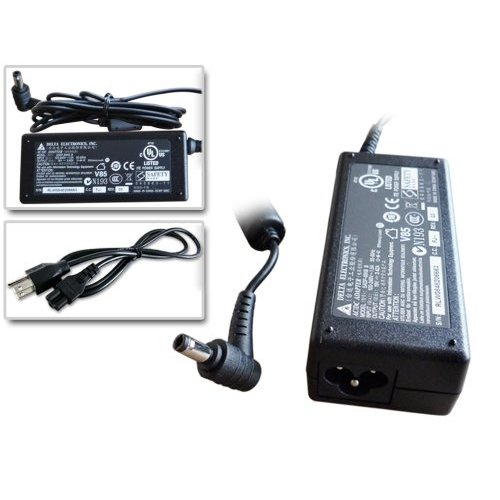 Acer TravelMate 730TXV 65W 5,5 x 2,5mm AC Adapter