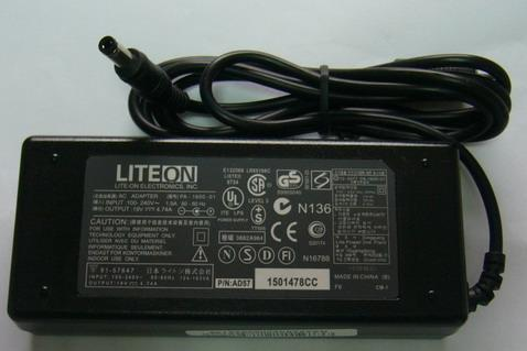 Acer Aspire 1363LMi 90w 5,5 x 2,5mm laptop AC Adapter