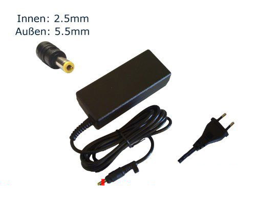 65W PACKARD BELL EASYNOTE TJ67-AU-036UK AC Adapter