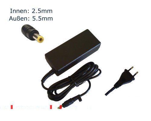 65W PACKARD BELL PA-1650-01FQ AC Adapter