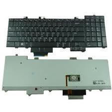NEW Dell Precision M6400 Keyboard US Backlit F759C Blac